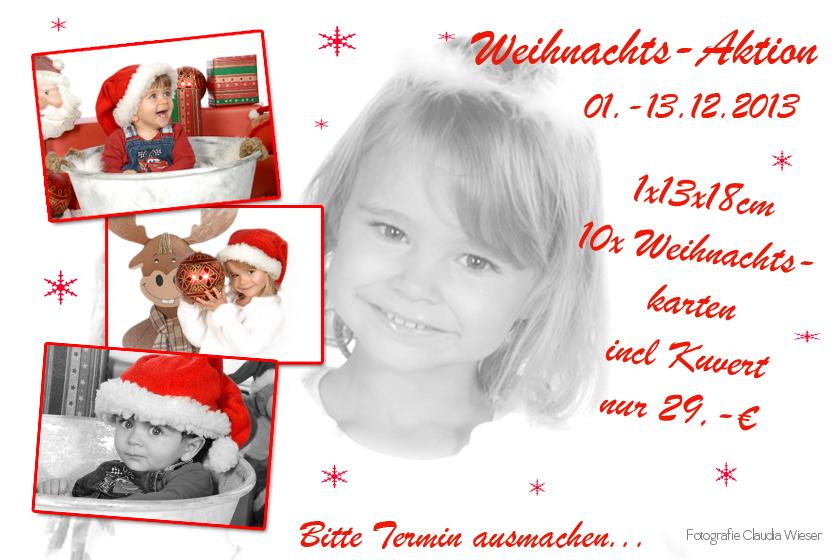 Baby und kinderfotos zu weihnachten fotografie claudia - Kinderfotos weihnachten ...